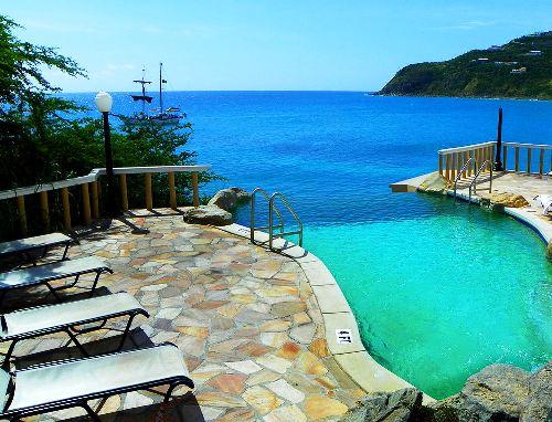 Divi Little Bay Beach Resort Day P on