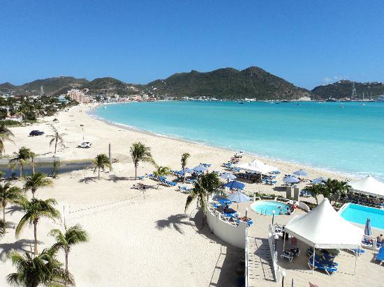 Sonesta Great Bay Beach Resort Casino Spa St Maarten