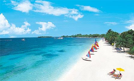 Best Caribbean Beaches to Visit Right Now - Thrillist |Jamaican Black Sand Beaches