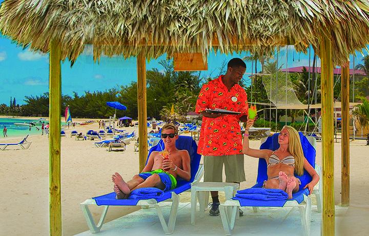 Breezes Nassau Resort Day Pass