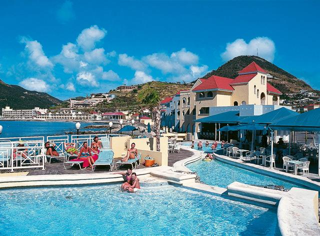 Divi Little Bay Beach Resort Day Pass