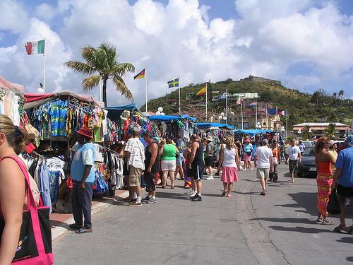 Bernards Island Tour St Maarten